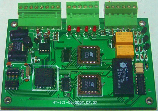 电路板 600_421
